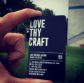 Black Metal Visiting Cards-thumb