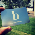 Silver Foil Business Cards-thumb