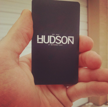 Pure Black Metal Business Cards