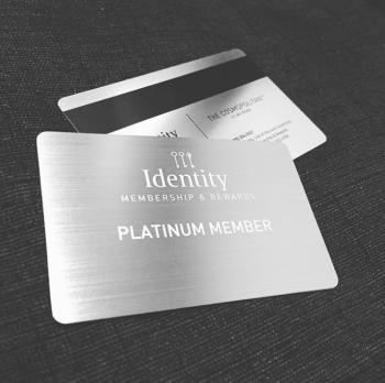 Cosmopolitan Casino Membership Metal Card